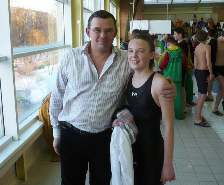Pasaulio plaukimo čempionato 200 m distancijoje nugara U. Mažutaitytė liko 26-a