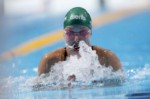 Garsus plaukimo ekspertas: R.Meilutytė techniškai net stipresnė nei buvo legendinis M.Phelpsas