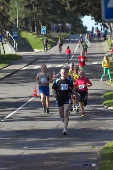 Artėjantį savaitgalį Nidoje – pusės maratono bėgimas