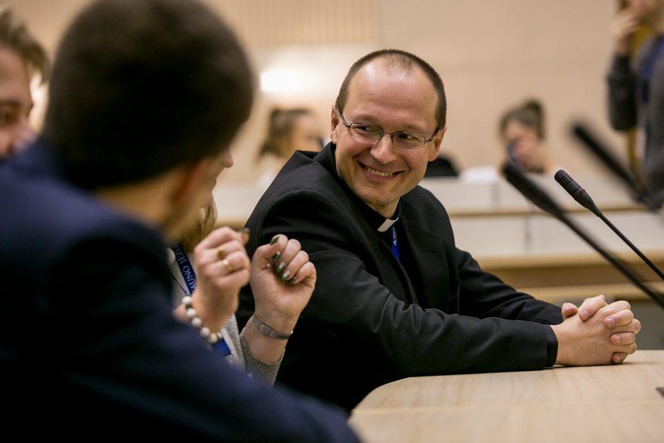 Erasmus projektas Jėzuitų gimnazijoje