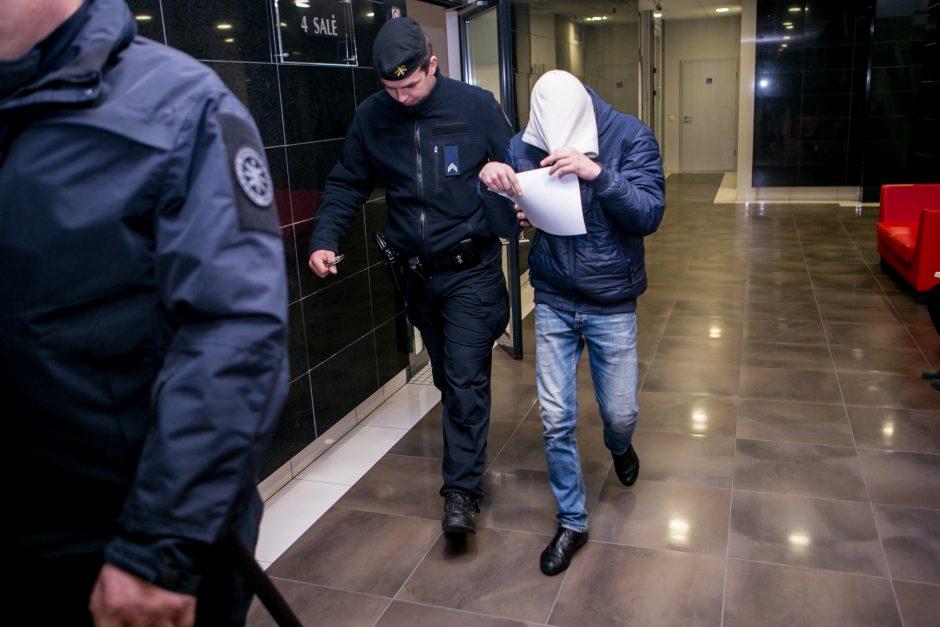 Vaikžudys suimtas teismo salėje