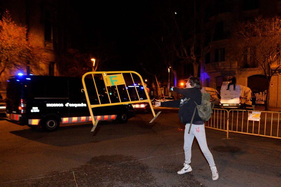 C. Puigdemont'as stos prieš Vokietijos teismą