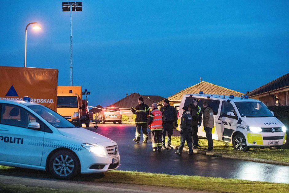 Danijoje vyras nužudė žmoną ir keturis vaikus, o tada nusižudė