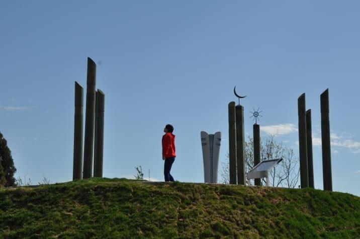 KU mokslininko Kinijoje sukurtam Baltų kultūros parkui – tarptautinis įvertinimas