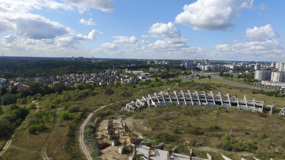 Vilniaus taryboje – neeilinis posėdis dėl nacionalinio stadiono
