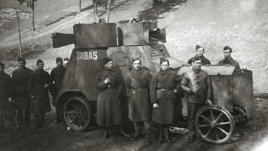 Pasirodys filmas, skirtas Lietuvos kariuomenės 100-mečiui