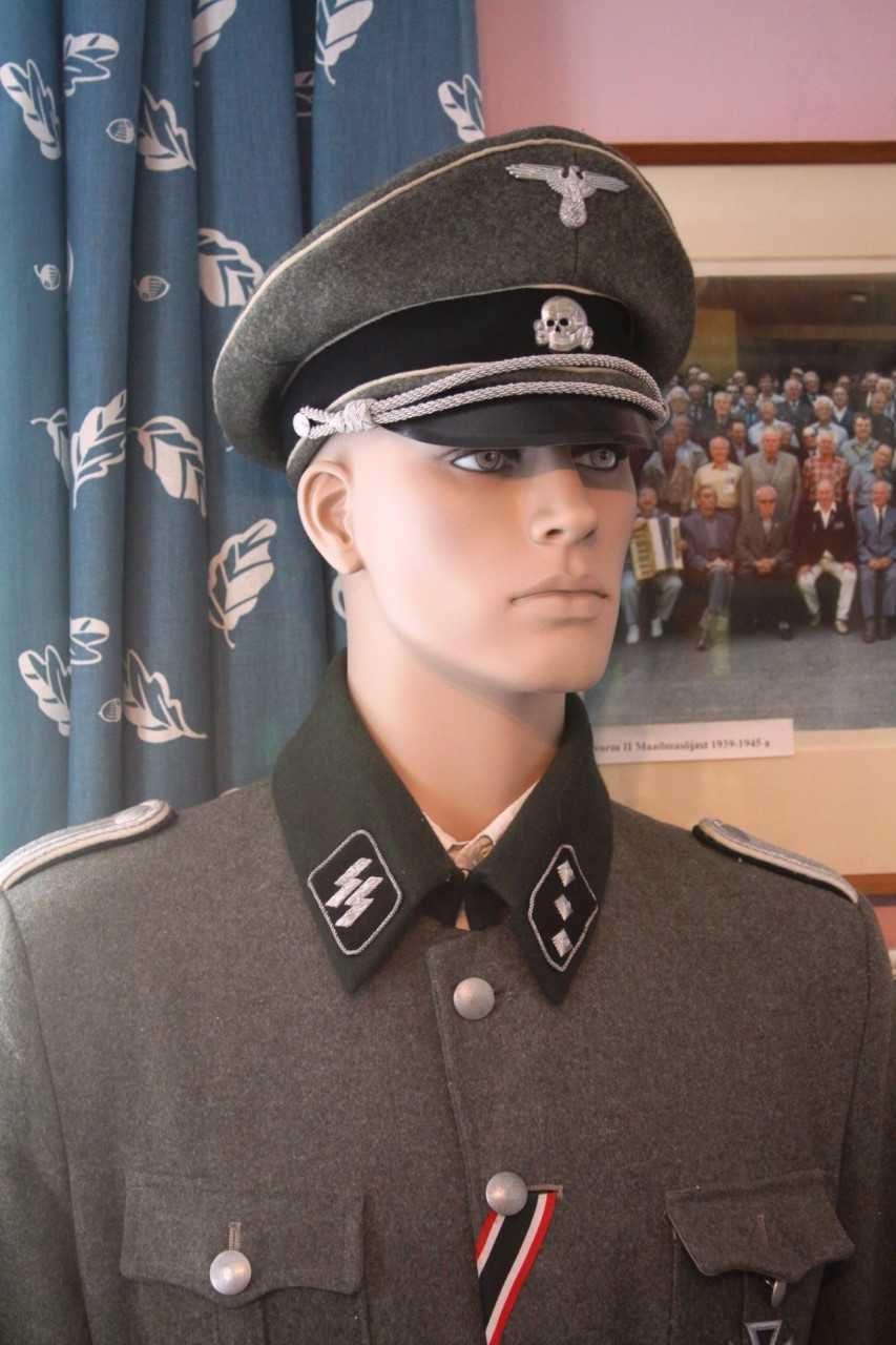 Talino pašonėje – keistuolio esto militaristinis muziejus