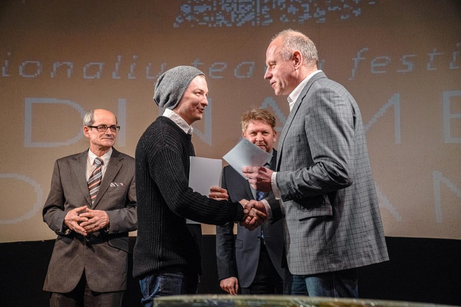 """Paskelbti teatrų festivalio """"Vaidiname žemdirbiams"""" laureatai"""