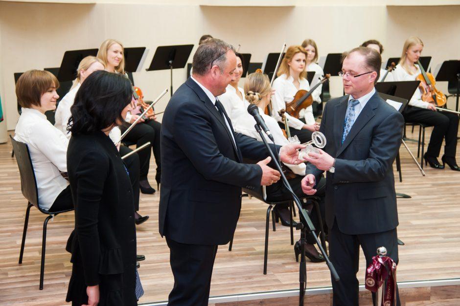 Kaune iškilmingai atidaryta VDU Muzikos akademija