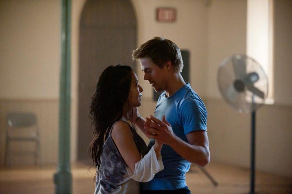 """Aistringo šokio ir romantikos gerbėjams – filmas """"Ženk pirmąjį žingsnį"""""""