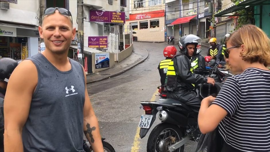 Rio de Žaneiro lūšnynuose gyvenantis lietuvis atskleidė, kaip pavyksta išlikti gyvam