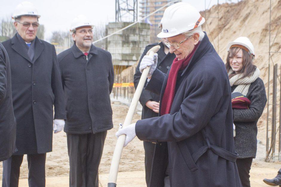 Vilniuje bus kuriamas Gyvybės mokslų centras