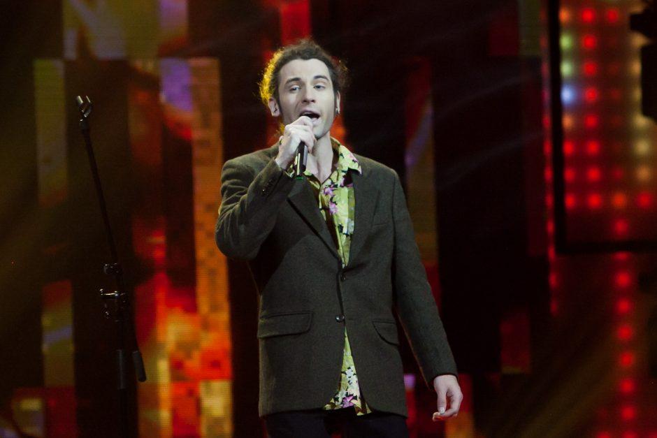 T. Sinickis: iki šio pasirodymo maniau, kad geriausias dainų autorius Lietuvoje – aš