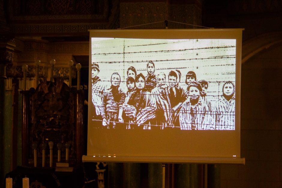 Bus kuriamas BBC filmas apie žydų pėdsakus Vilniuje