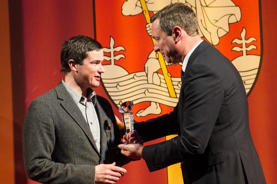 Vilniaus rotušėje apdovanoti geriausi 2013 metų sostinės sportininkai