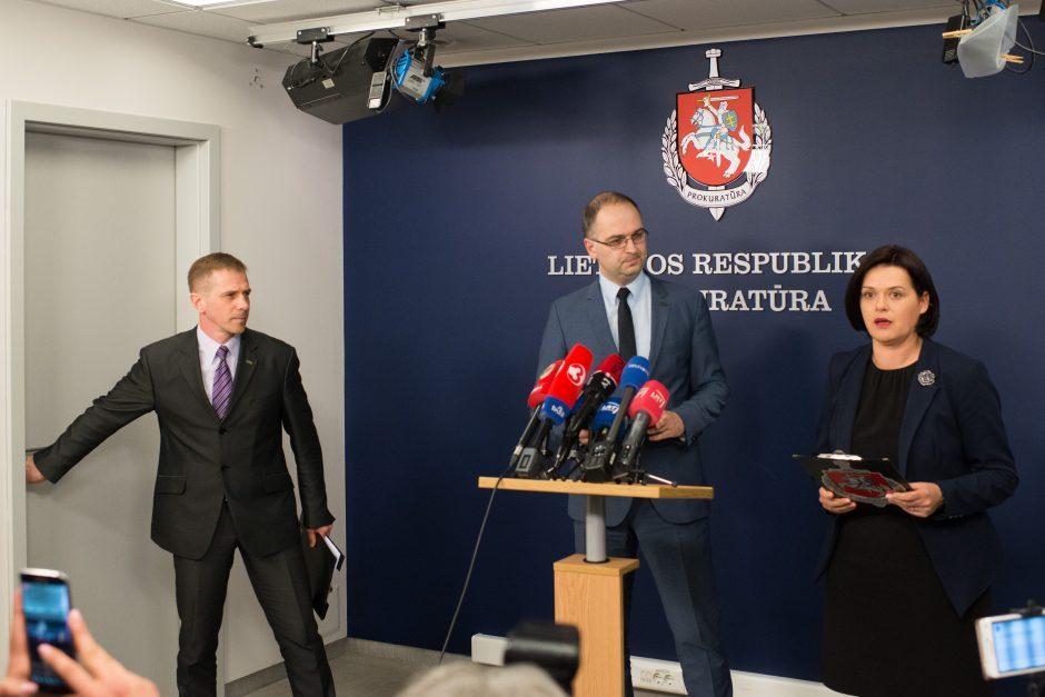 """""""MG Baltic"""" politinės korupcijos byla perduodama teismui (atnaujinta)"""