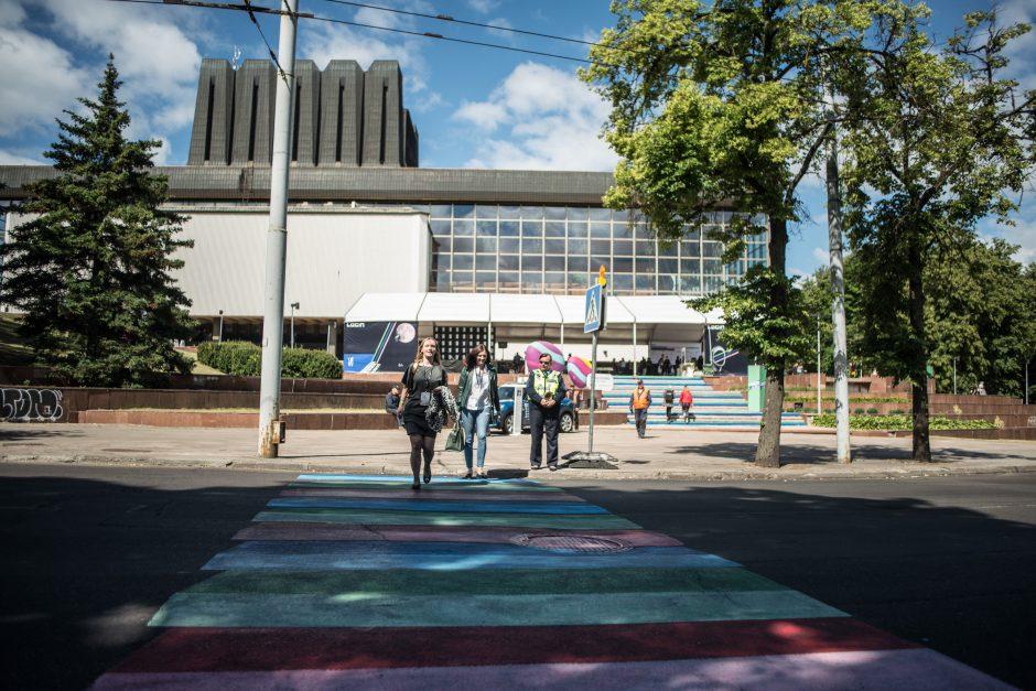 """""""LOGIN 2018"""": Vilnius pristatytas kaip vienas pažangiausių Europos miestų"""