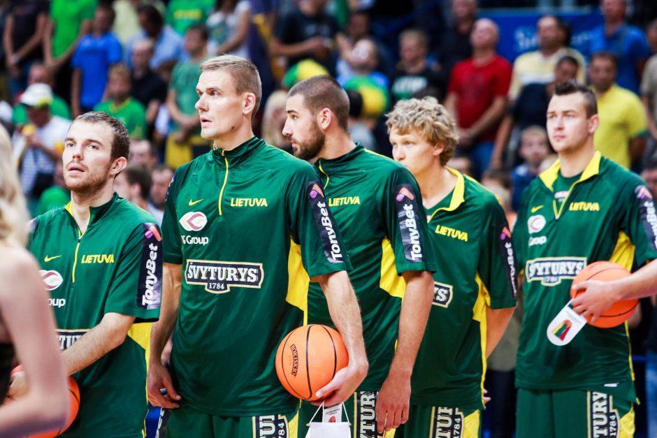 J. Kazlauskas po sudėtingos pergalės prieš suomius: jie žaidė, o mes sunkiai dirbome (komentaras)