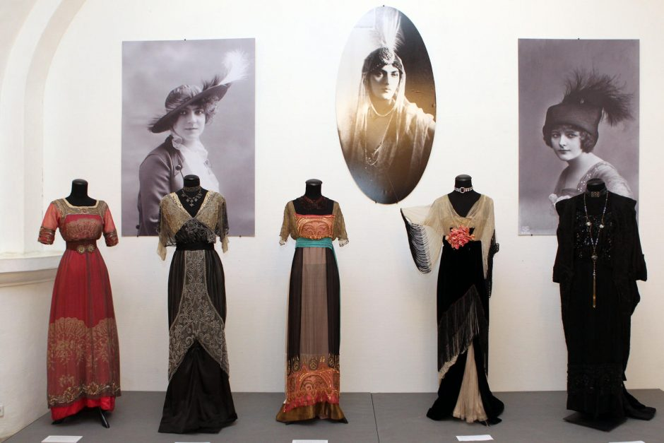 Vizija – mados muziejus su unikaliomis kolekcijomis
