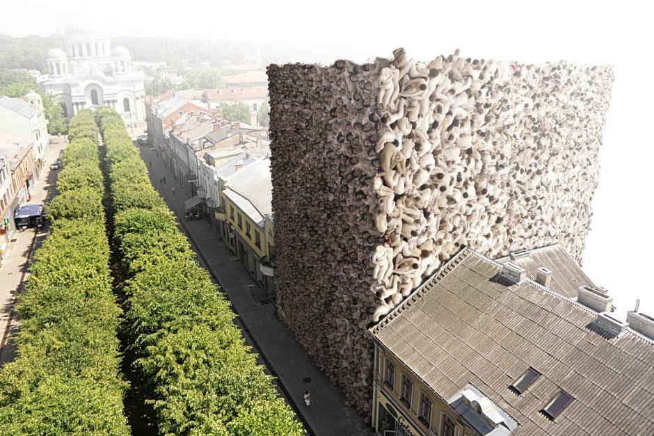 Nepatinka architektų provokacijos Laisvės alėjoje? Netylėkite!