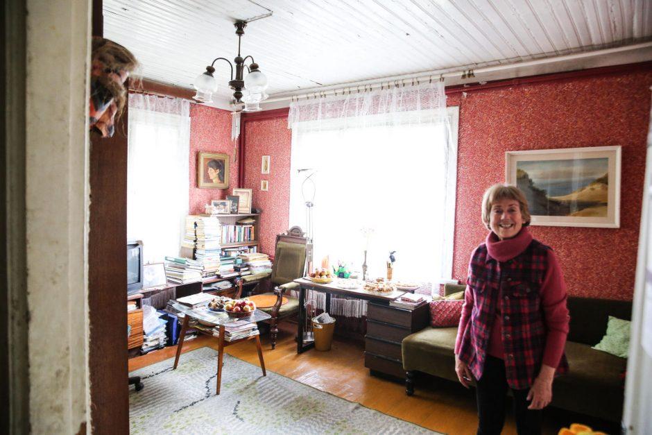 Medinuko savininkė – milijonierė su vargetos lazdele