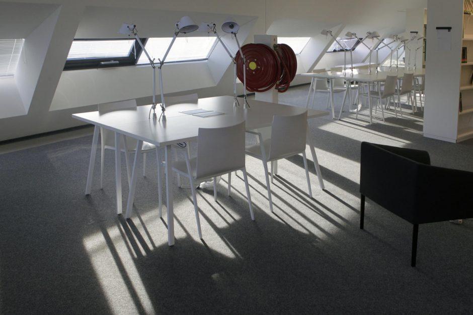 Biblioteka – įrodymas, kad architektūra yra menas