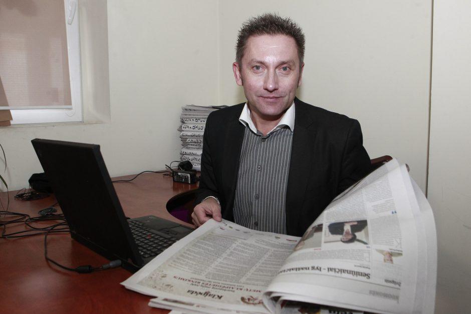 Lietuvos gėjų lygos vadovas: iškrypimas yra baletas ant ledo (interviu)