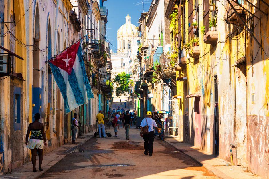 Į Kubą pamažu atsiveria durys