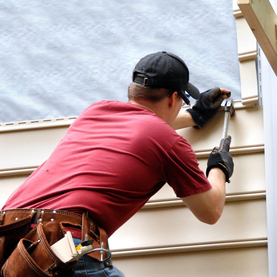 Gyventojas stabdo viso namo renovaciją
