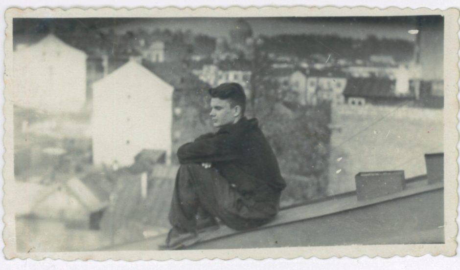 Už iškeltą trispalvę – ilgi metai lageryje