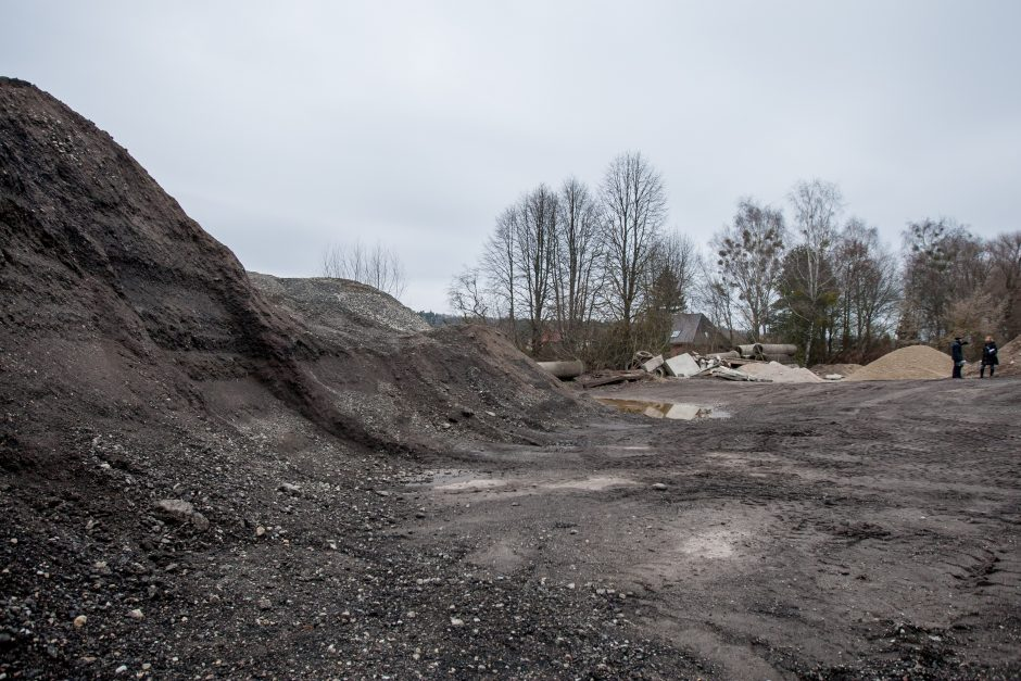 Zapyškio asfaltbetonio bazė