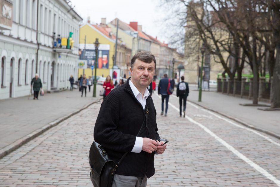 Kas pravers Lietuvos dailininkų sąjungos langus Kaune?
