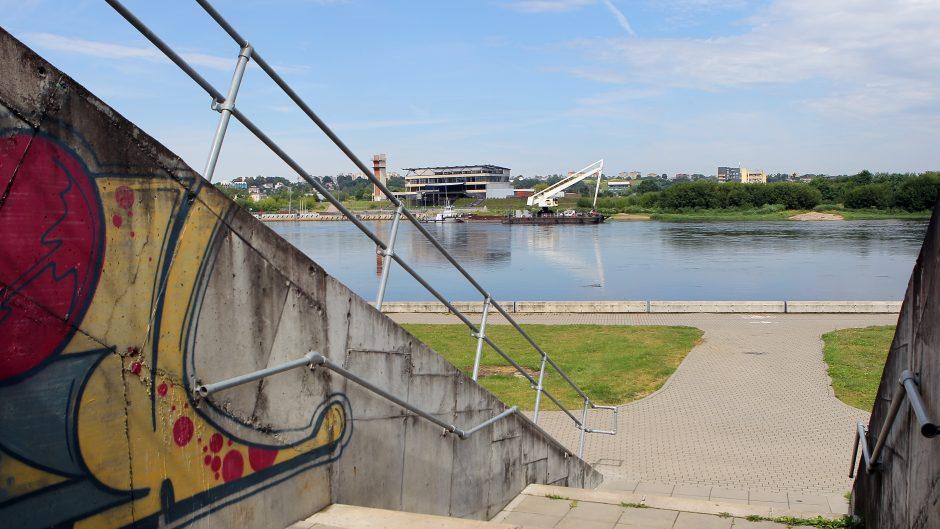 Kalbos apie naują tiltą per Nemuną virs realybe?