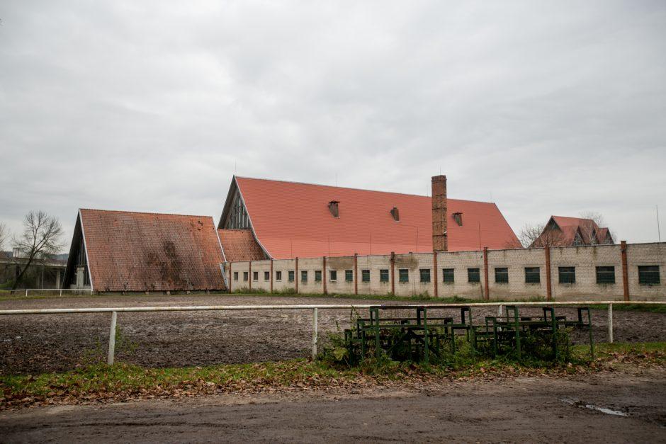 Aukciono sąrašuose – ir dvarai, ir mokyklos