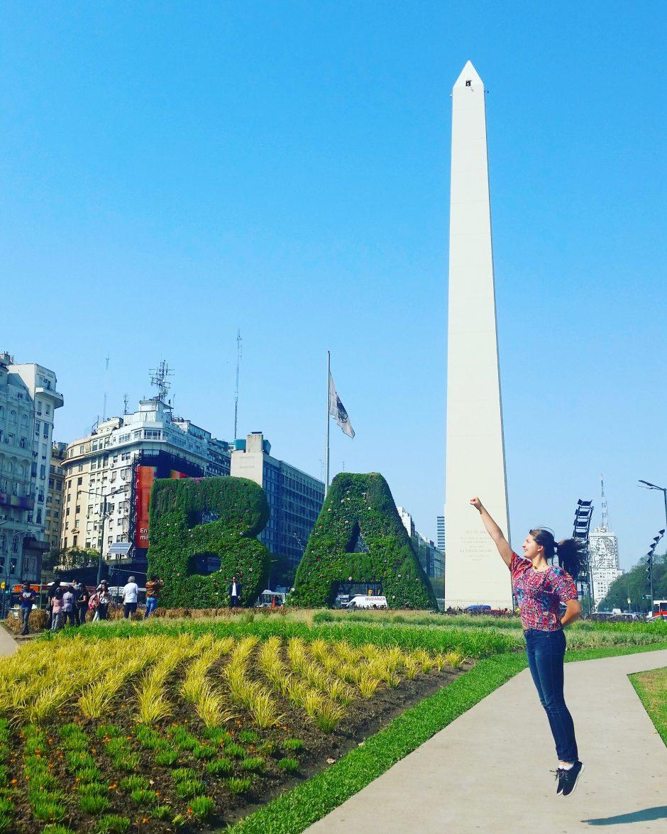 Praktika Argentinoje: pasaulis pradedamas matyti visiškai kitomis akimis