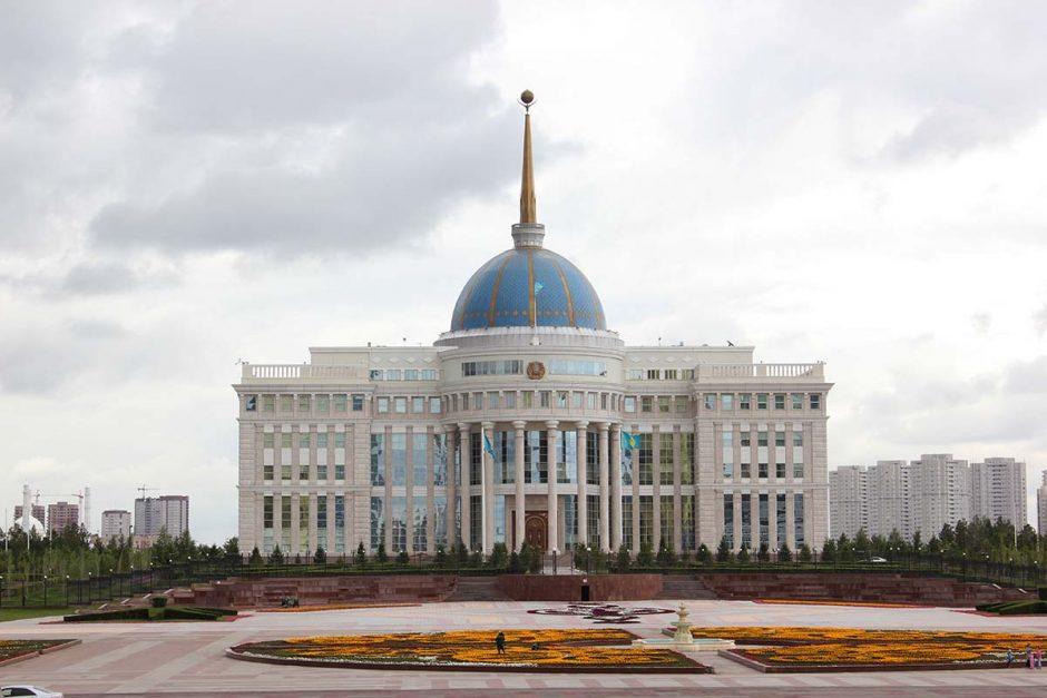 Kazachstano sostinė Astana šventė gimtadienį
