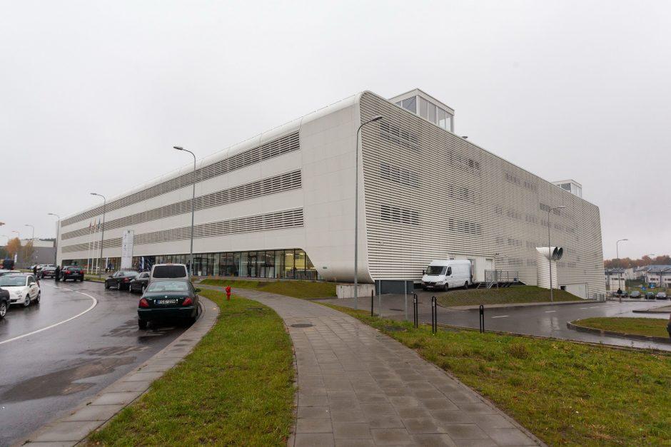 Vilniuje atidarytas vienas ekologiškiausių technologijų centrų Europoje