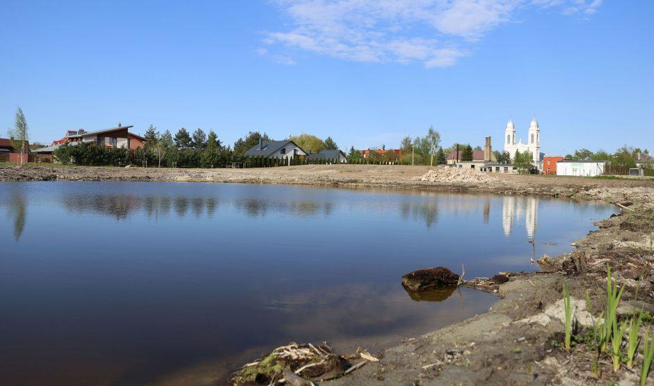 Garliavos miesto šventė – jau naujame parke