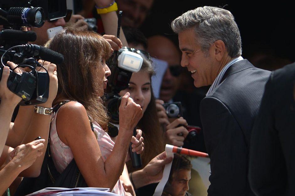 Į Venecijos kino festivalį niūrios krizės tema renkasi ryškiausios žvaigždės