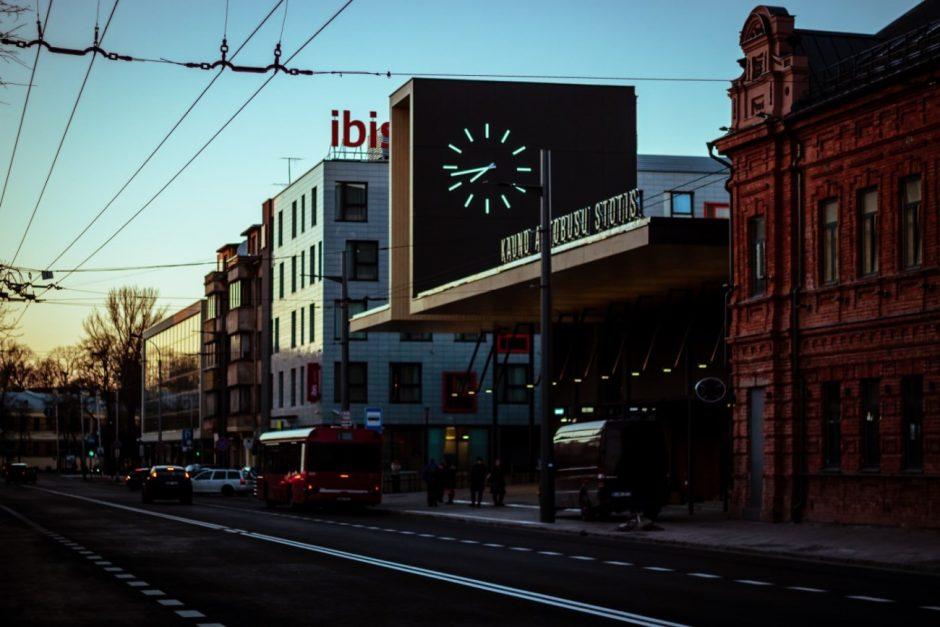 Kauno autobusų stotis – dukart Lietuvos rekordininkė