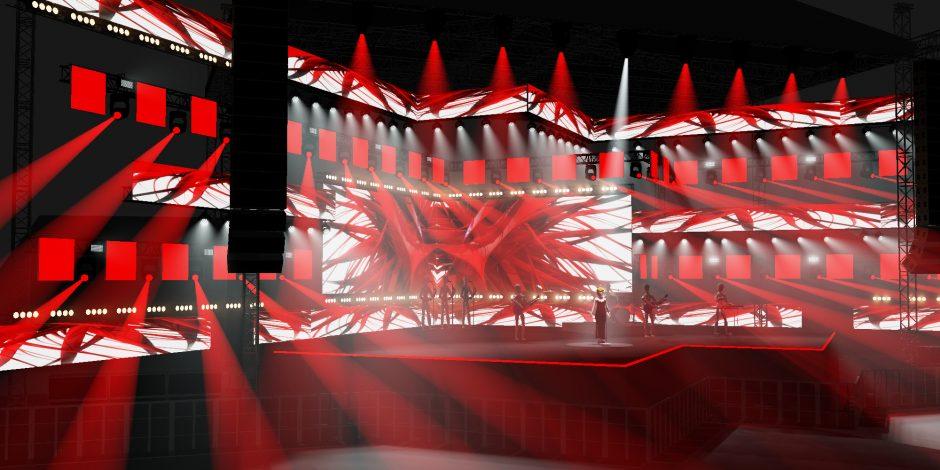 """Festivalis """"M.A.M.A. vasara"""" atskleidė, kaip atrodys pasirodymų scena"""