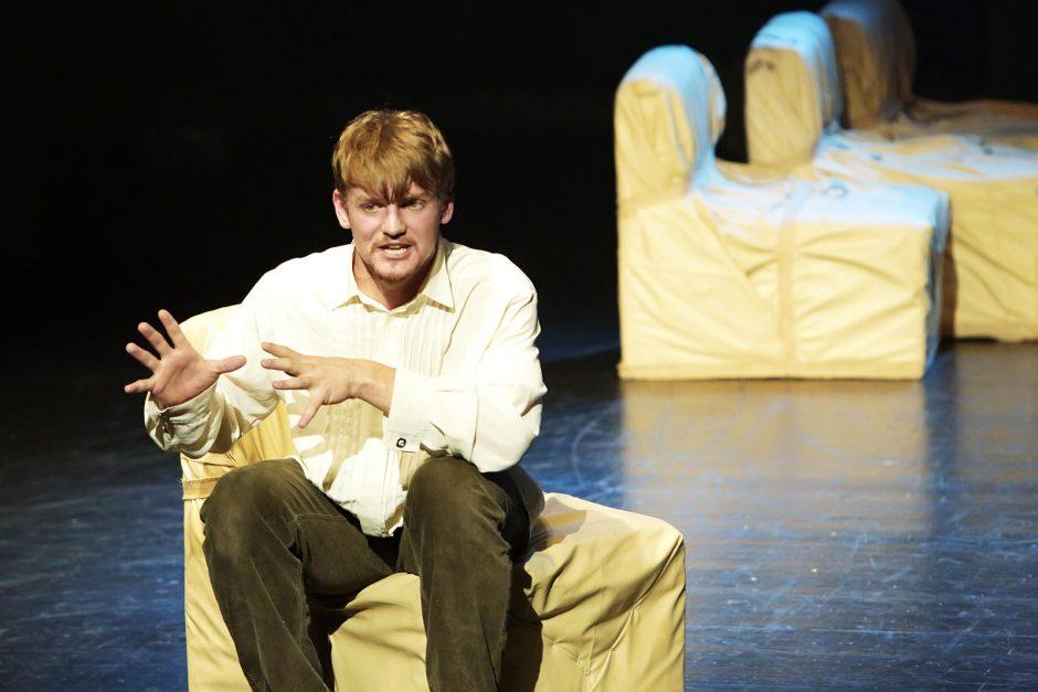 Klaipėdos Pilies teatras vaidins tolimajame Uzbekistane