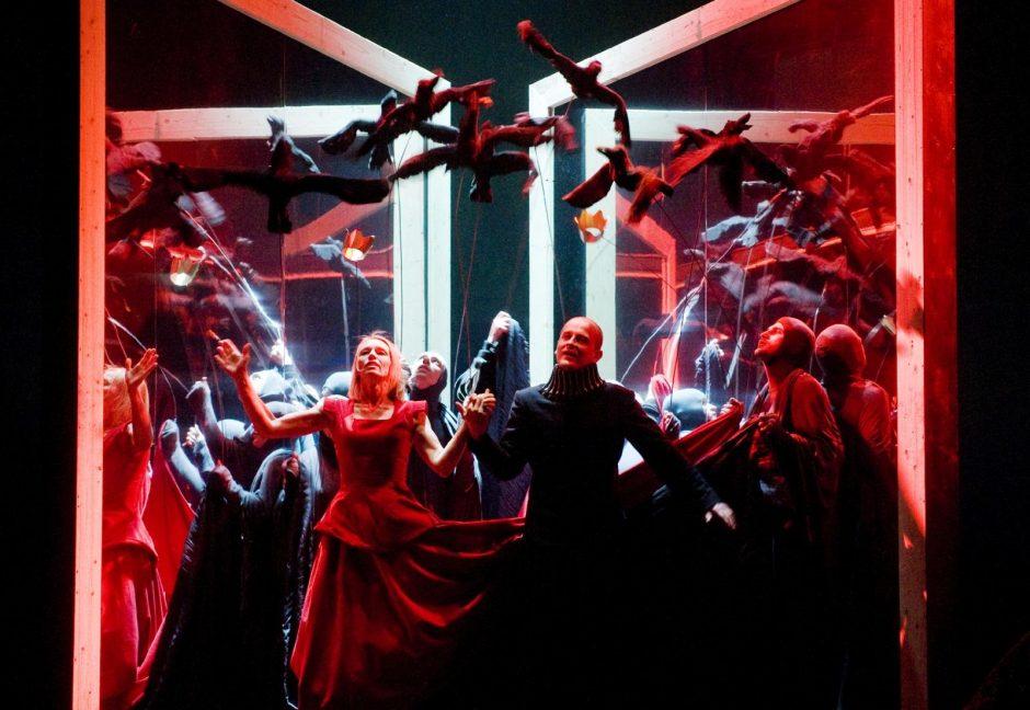 """Spektaklis """"Ledi Makbet"""" Baltarusijos festivalyje pelnė aukščiausią įvertinimą"""