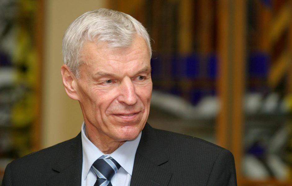 EP pakoregavęs patvirtino V.J.Paleckio rekomendacijas dėl Baltarusijos