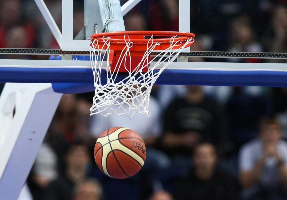 Lietuvos 18-metės krepšininkės Europos čempionatą pradėjo pergale 98 taškų skirtumu