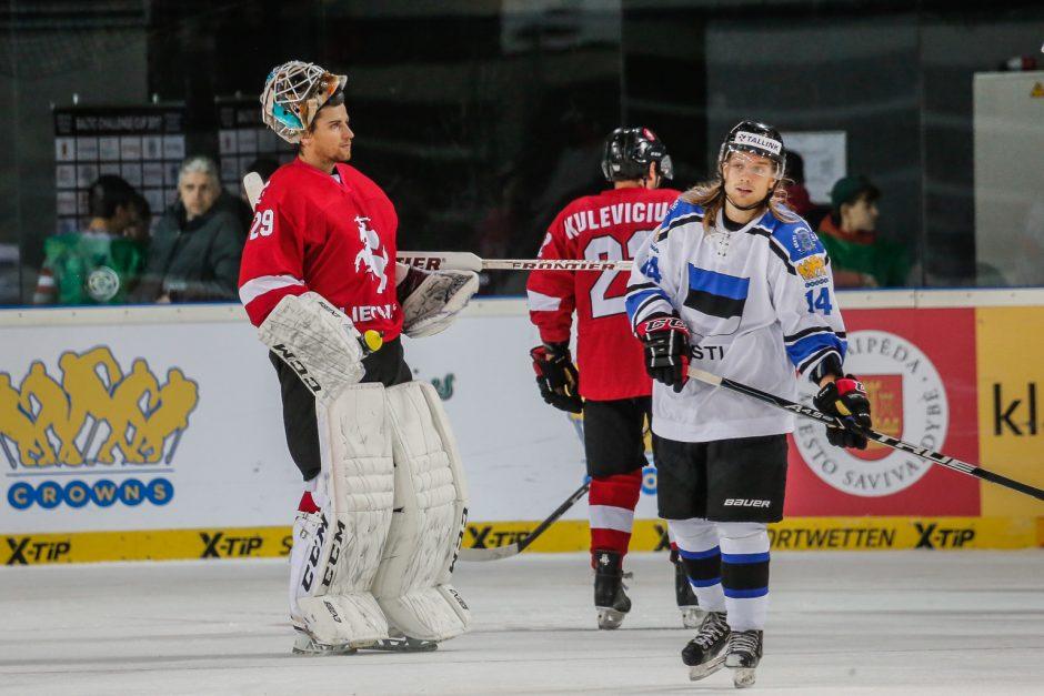 Lietuva - Estija