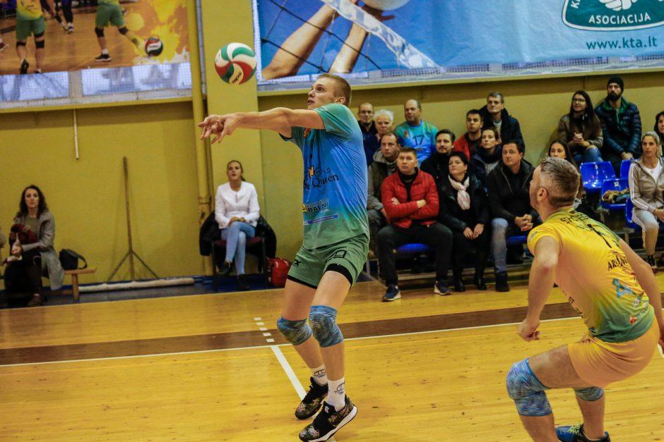LTF Taurė: Klaipėdos Amber QUEEN - Vilniaus Kolegija/Flamingo V