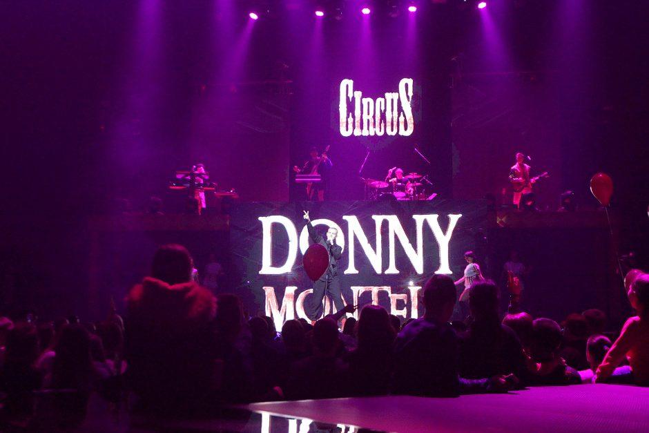 D. Montvydo koncertas