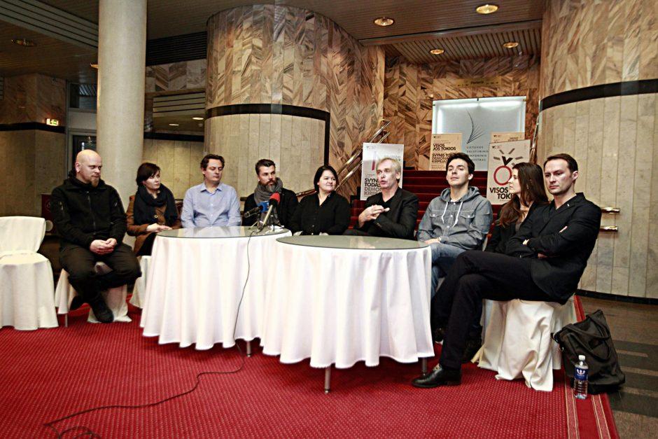 """""""Vilnius City Opera"""" ruošia naują staigmeną"""
