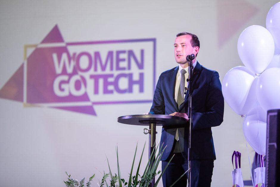 """Women Go Tech"" sezono uždarymas"